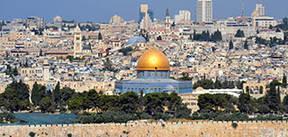 Israel, 8 dagen