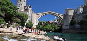 Servië, Bosnië en Herzegovina, Kroatië & Montenegro, 20 dagen