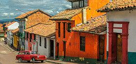 Colombia, 22 dagen