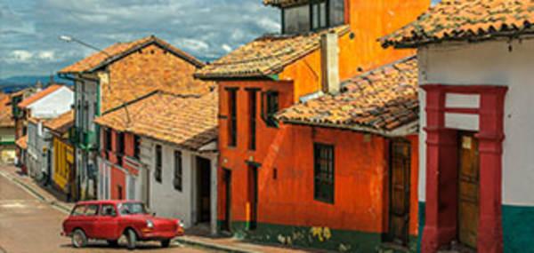 Familyreis Colombia