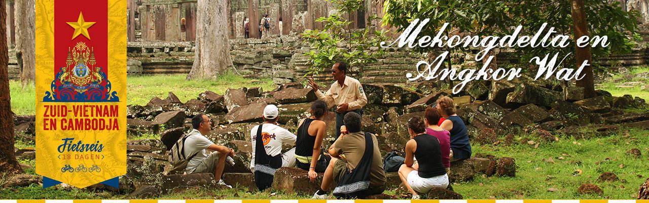 Bekijk de Fietsreis Vietnam & Cambodja, 18 dagen van Djoser