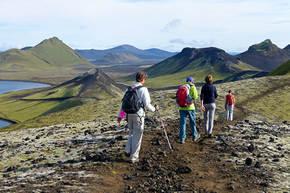 Wandelreis IJsland, 11 dagen