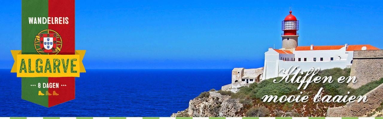 Bekijk de Wandelreis Algarve - Portugal, 8 dagen van Djoser