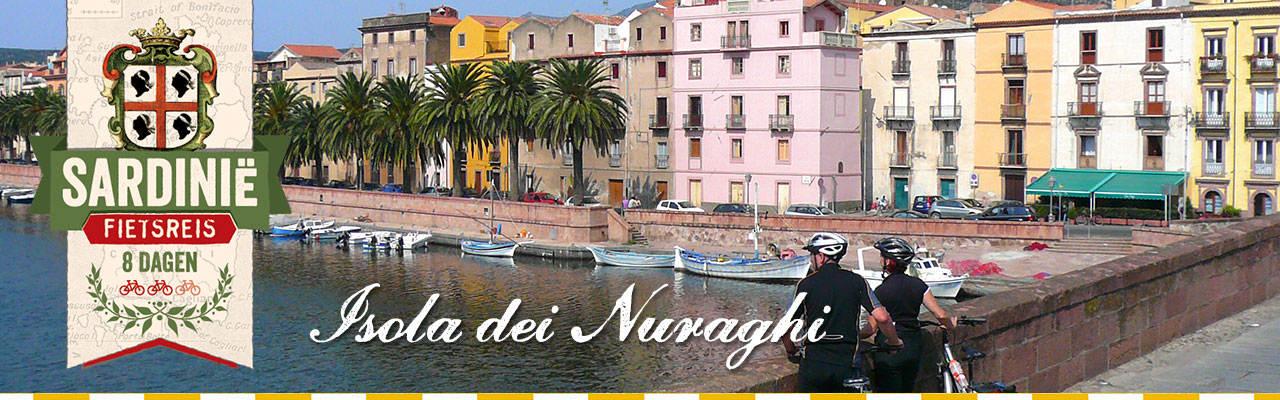 Bekijk de Fietsreis Sardinië - Italië, 8 dagen van Djoser
