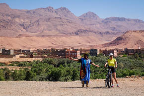 Fietsreis Marokko, 10 dagen