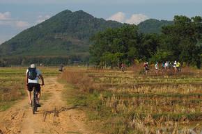 Fietsreis Thailand, 15 dagen