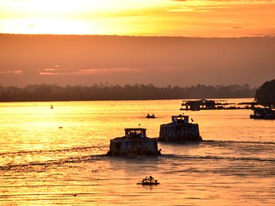 Fietsen in de Mekongdelta en Cambodja
