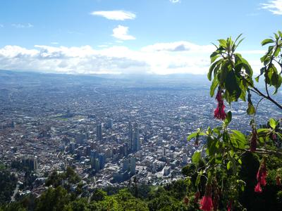 Colombia juli/augustus