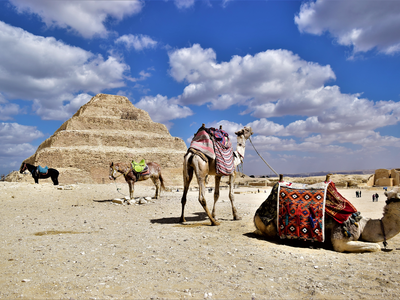 Egypte 11 dagen