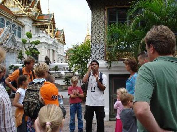 Family Thailand 15daagse