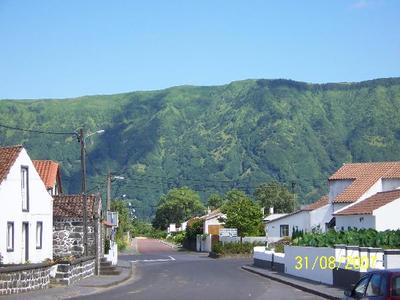 Gezichten van de Azoren