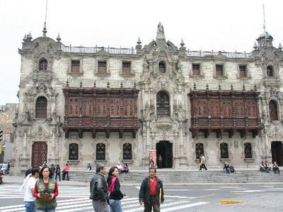 Peru 21 dagen