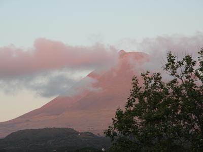 Azoren, juni