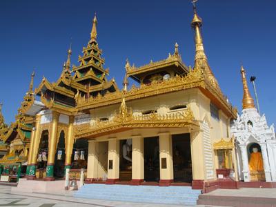 Het prachtige Myanmar.