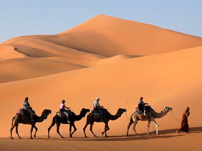 Marokko, 20 dgn