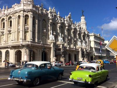 Cuba, 14 dgn