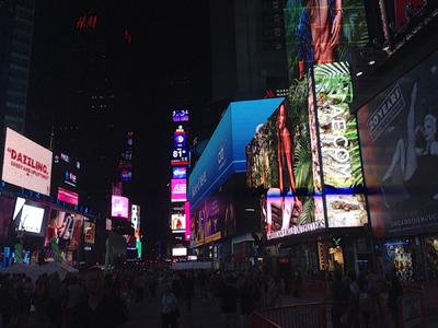 Het andere New York, 7 dgn