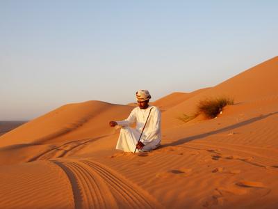 Oman & Dubai februari