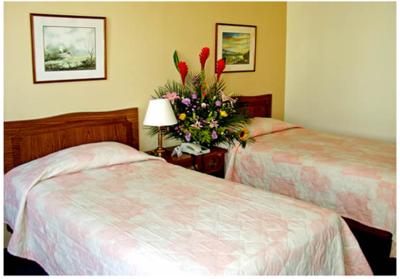 Costa rica hotel overnachting accommmodatie Djoser