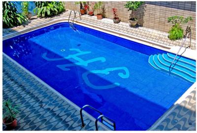 Costa rica hotel accommodatie zwembad Djoser