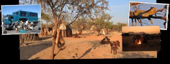 Zuid-Afrika, Botswana, Namibië & Victoriawatervallen kampeerreis