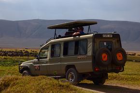 Rondreis Tanzania & Zanzibar lodge/ kamperen, 15 dagen