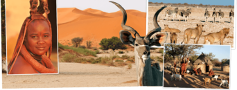 Namibië lodge/hotelreis