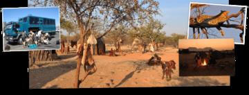 Bekijk de Rondreis Zuid-Afrika, Botswana, Namibië & Victoriawatervallen, 24 dagen kampeerreis van Djoser