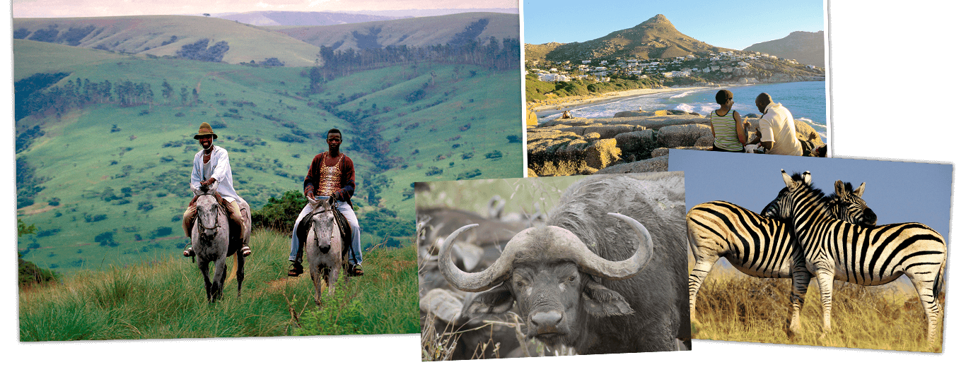 Zuid-Afrika, Lesotho & Swaziland (hotel/chalet)
