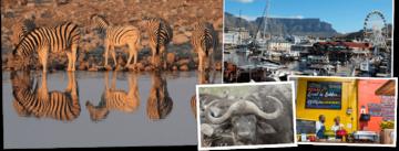 Overzicht Swaziland rondreizen van Djoser