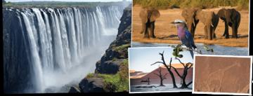 Overzicht Zimbabwe rondreizen van Djoser