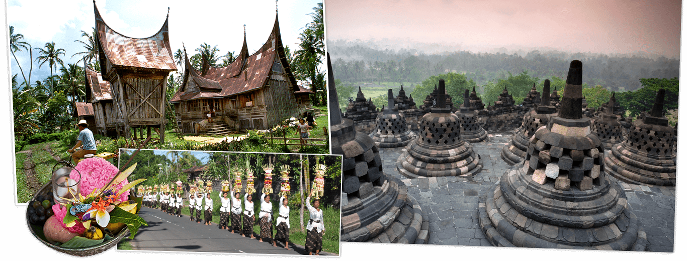 Sumatra, Java & Bali