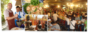 Kookreis Thailand