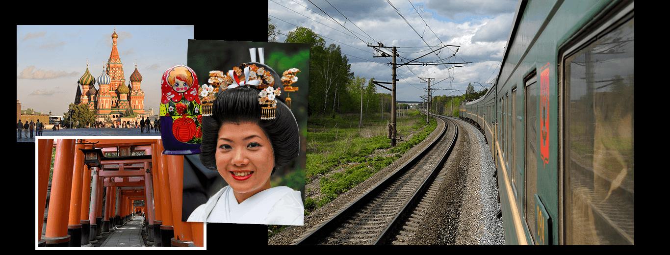 Transsiberië Express (Rusland & Japan)
