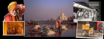 Bekijk de India, 15 dgn van Djoser