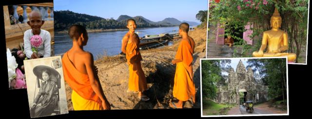Vietnam, Laos & Cambodja