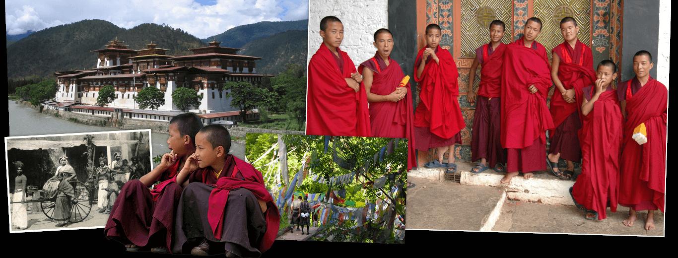Bhutan, Sikkim & Darjeeling