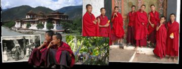 Overzicht Bhutan rondreizen van Djoser
