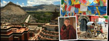 Overzicht Tibet & Nepal rondreizen van Djoser