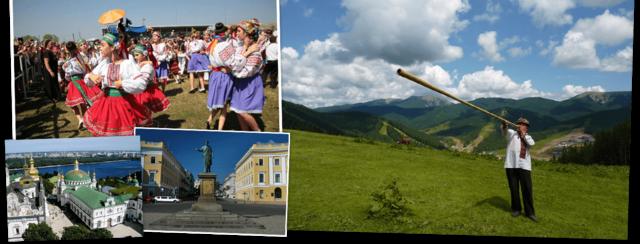 Oekraïne & Moldavië