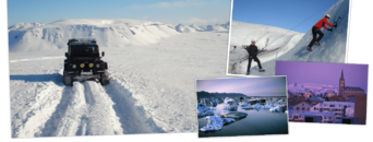 Winterreis IJsland