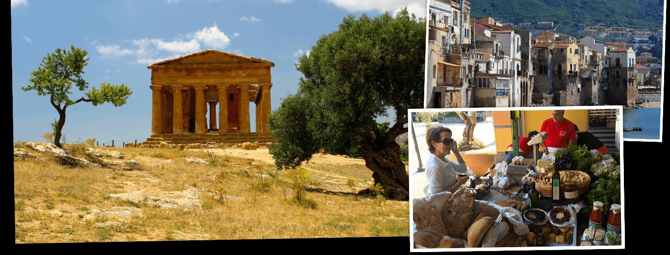 Zuid-Italië & Sicilië