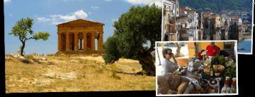 Overzicht Italië rondreizen van Djoser
