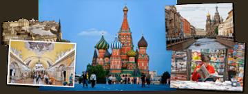 Overzicht Rusland rondreizen van Djoser