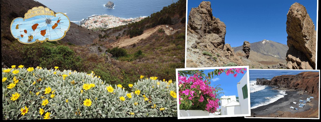 Lanzarote & Tenerife