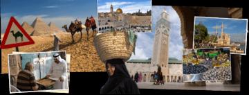 Overzicht Midden Oosten rondreizen van Djoser