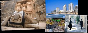 Israël & Jordanië
