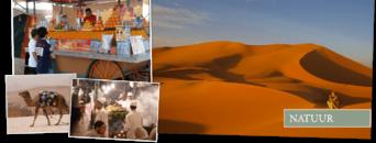 Woestijnreis Marokko
