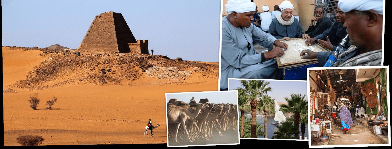 Egypte & Soedan