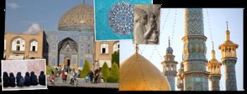 Overzicht Iran rondreizen van Djoser